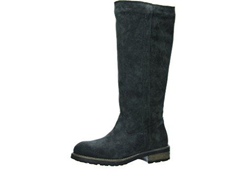 Tamaris Damenschuhe 1-1-26553-37 Damen Stiefel, Boots, Winterstiefel Graphite
