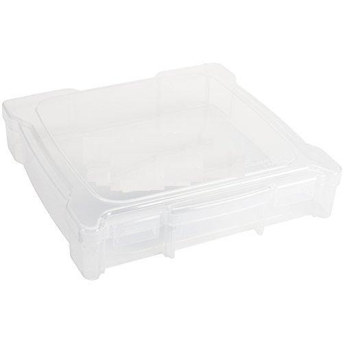 ArtBin Kunststoff Essentials Box, Transparent