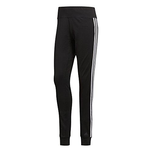 Adidas D2M Cuff PT 3S, Hose Black/White