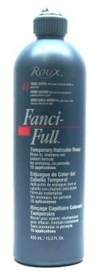 Roux Fanci-full Rinse (Roux Fanci-Full Rinse #41 True Steel 15.2 oz. with Free Nail File by Roux)