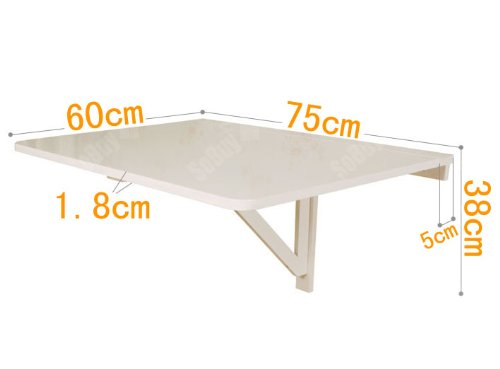 100 folding wall mounted table wall mounted table by new ta