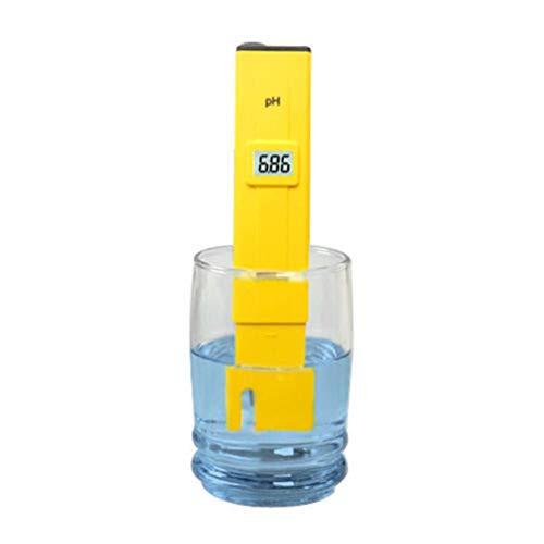 Happyear Ph Tester Meter Digital For Water Electric Pocket Tester Hydroponics Pen Aquarium Pool Test For Hydroponics Aquarium Pool & Food