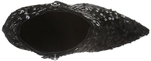 Paco Gil P3139x, Escarpins femme Noir - Noir