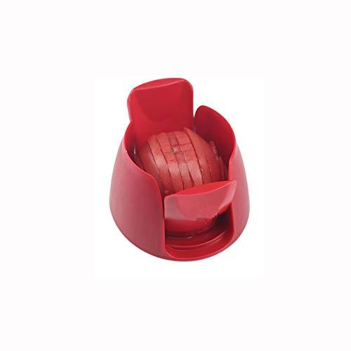 HermosaUKnight Tomatenschneider Rot Rot -