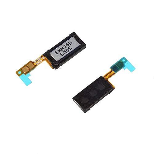 Ersatz-Gehäuse für Ohren UP Front Lautsprecher Ohrhörer Hörer Audio Sprechen Anrufe EARPIECE HANDSET Ear Kompatibel für LG Q6 Q6+ Q6a M700N M700A M700DSK M700AN (Ersatz Lautsprecher)