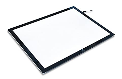 Tablette Lumineuse Extra-Plate Daylight - Format A3 - Ref. E35030