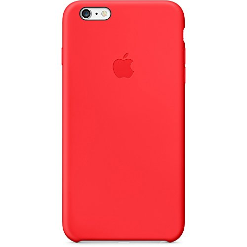 apple bt-mgr92zma silicone custodia iphone 6 plus nero