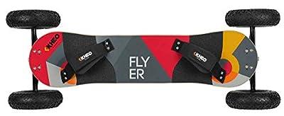 KHEO Unisex- Erwachsene Flyer v2 (9 inch Wheels), Bunt, One Size