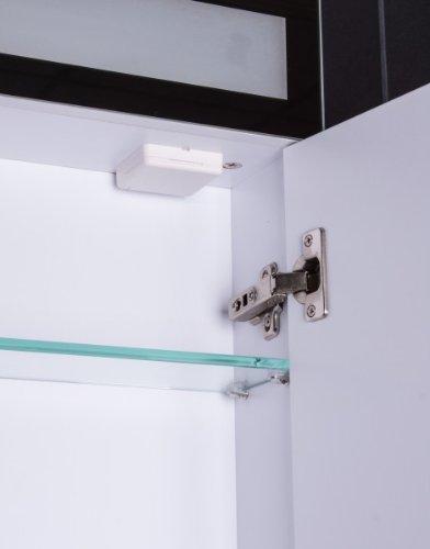 Spiegelschrank 90 cm – Galdem EVEN90 - 3