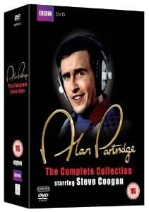 The Complete Alan Partridge Collection [6 Disc] DVD Box Set: Alan Partridge Series 1, Series 2, Knowing Me, Knowing You + Knowing Me, Knowing Yule Christmas Specil + Extras
