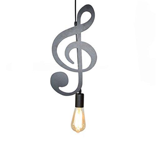 GZQ Deckenleuchte Anhänger Light Flush Mount Retro Metall Deckenleuchte Lampe Dekoration für Flur, Arbeitszimmer, Büro, Esszimmer, Schlafzimmer, Wohnzimmer, Kaffee, Bar, Restaurant Style C