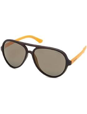 Polaroid Gafas de Sol P8401 (58 mm) Negro / Yema