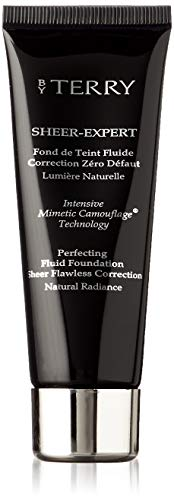 By Terry Sheer Expert Perfecting Fluid Foundation - # 12 Warm Copper 35ml/1.17oz - Make-up -