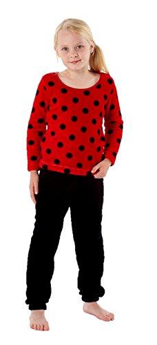 Selena Mädchen Schlafanzug * One size Gr. Größe-Alter 5-6 Jahre, Ladybird - Pyjamas (Halloween Pjs)