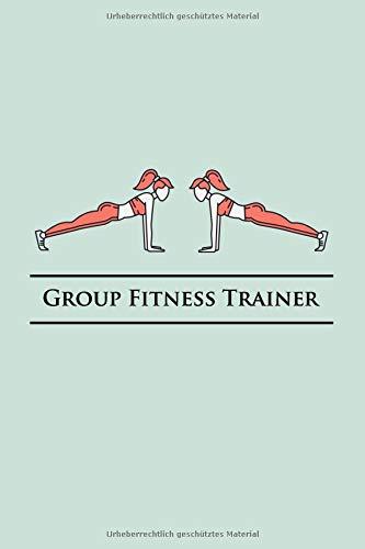Group Fitness Trainer: Auf über 100 Seiten den eigenen Kursaufbau dokumentieren