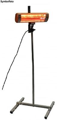 Heatlight Chromständer passend zum Farb- und Lacktrockner VI000019 von Heatlight Infrarot bei Heizstrahler Onlineshop