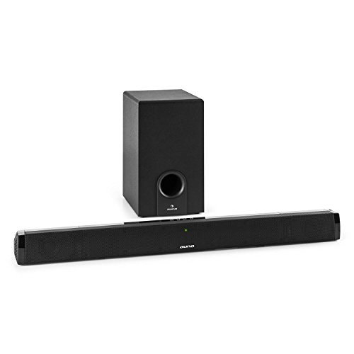 auna Areal Bar 550 • Soundbar Stereo • Impianto Surround • Subwoofer...