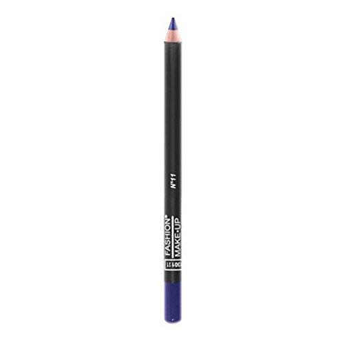 FASHION MAKE UP - Maquillage Yeux - Crayon Bois - N° 11 Marine