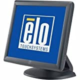 Elo Desktop Touchmonitors 1715L IntelliTouchLED monitor - 17