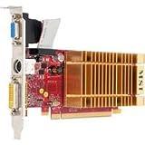 MSI ATI HD2400Pro TD256EH PCX Grafikkarte PCI-E 256MB