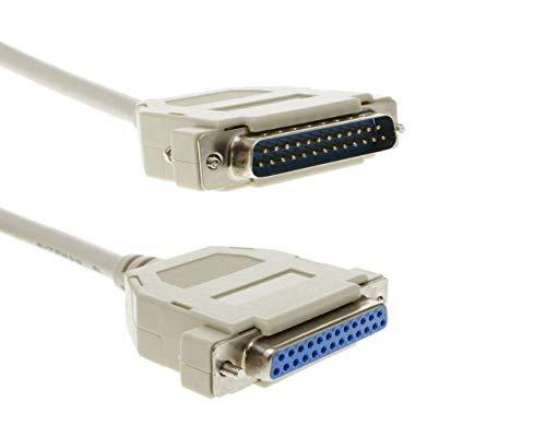Jiubei Kabel Serie, 1,8 m, DB25 Stecker auf Stecker - Db25-stecker