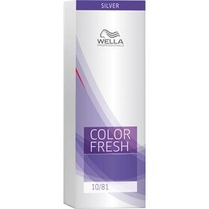 WELLA COLOR FRESH SILVER 8/81 75ml