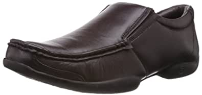 Fortune (from Liberty) Men's Brown Leather Formal Shoes - 6 UK