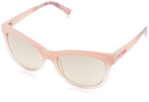 Just Cavalli Damen Sunglasses Jc567S 74G 55 Sonnenbrille, Beige,