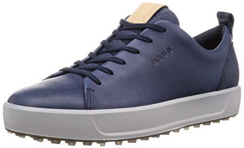 ECCO Soft, Scarpe da Golf Uomo, Blu (Azul Marino 15130401038), 42 EU