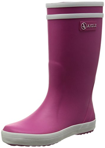 Aigle Unisex-Kinder Lolly Pop  Gummistiefel Pink (new Rose) 38 EU