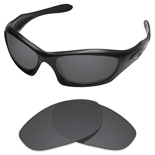 3b95ebf20b sunglasses restorer Lenti Polarizzate Black Iridium di Ricambio Compatibili  per Oakley Monster Dog