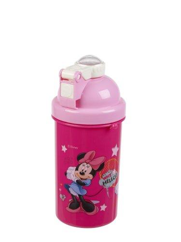 Disney Gourde avec Bouchon de sécurité 500 ML Minnie
