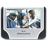Mustek T70D portátil 17,8 cm 16:9 TFT-LCD - piso con pie de altura regulable, coche-soporte 12V - adaptador, conexión para auriculares altavoces integrados