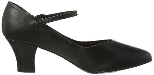 So Danca Chaussures de caractère CH792 pour femmes Noir