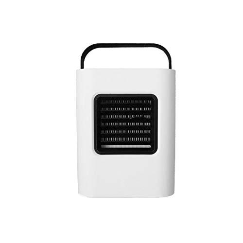 TWIFER Mini Klimagerät USB-tragbare Mini Klimaanlage Mobile Kühlung Luftbefeuchter für Schlafzimmer Kühler mit 3 Leistungsstufen