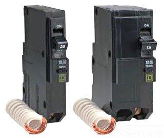 Schneider QO120EPD Miniatur-Leistungsschalter 120V 20A -