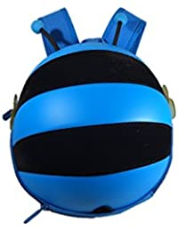 JangoKids BumbleBee Shaped Cute Backpack For Kids And Toddlers 3D School Bag, Baby Boys Girls Toddler Pre School...