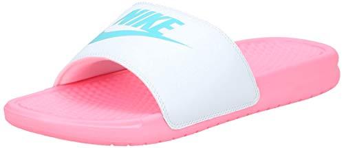 Nike women's benassi just do it. sandal,...