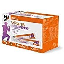 Ns Vitans Isotonico Endurance 20 sobres
