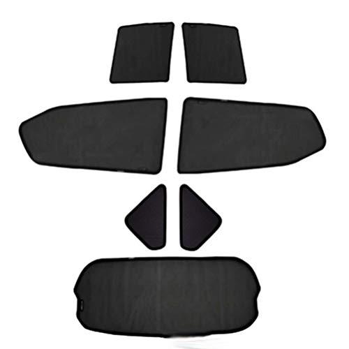 Toldos autos - Bloqueo rayos UV - Cubriendo ventanas