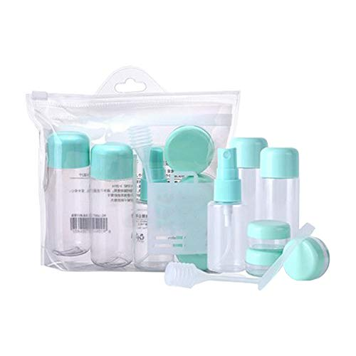 Sprießen 8 Pcs Flacon Spray de Voyage Transparent en...