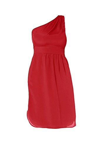 vince-camuto-damen-kleid-chiffon-one-shoulderkleid-rot-grosse-10