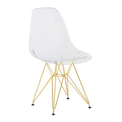 SKLUM Stuhl IMS Metall Transparent Transparent (mehr Farben)