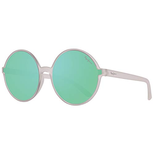 Pepe Jeans Damen PJ7271C462 Sonnenbrille, Transparent (Transparente), 62