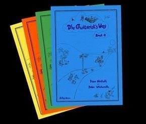 The Guitarist's Way - Book 3 by Peter Nuttall and John Whitworth (January 1, 2000) Paperback