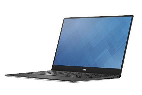 Dell XPS 33.78 cm (13,3 Zoll) Laptop (Intel Core i5 5200U,  8GB RAM, 256GB HDD, 8GBDDR3, Linux) silber (8gb Dell 13 2015 Xps)