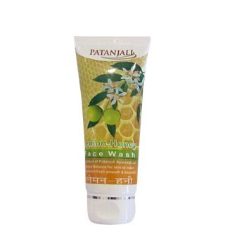 Patanjali Lemon honey face wash (Pack of Three)