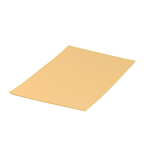 color amarillo 30 mm de grosor Abaco 326 20x30 mm Pack de 10 laminas gomas Eva
