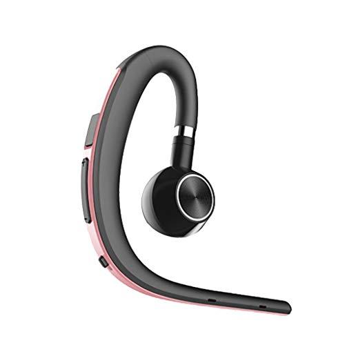 bluetooth kopfhorer kabellos Drahtlose Bluetooth Sport Stereo Headset Kopfhörer Kopfhörer Handfree Smartphone (Rose Gold)