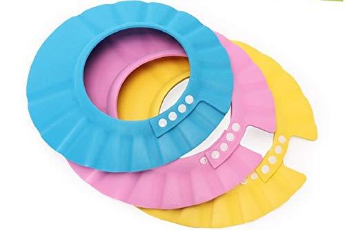 0145075d7 ... Gorro de Ducha Sombrero Seguro para Bebés Champú Protección para El Baño  Sombrero Suave para Bebés. diciembre 9, 2018. item image. ¡Comprar en  Amazon!